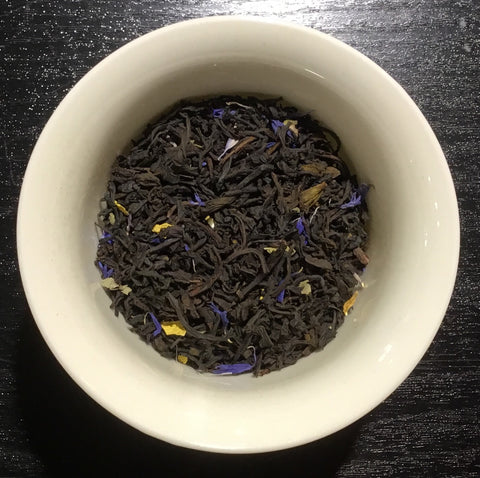 Cassis thé noir - Black currant black tea