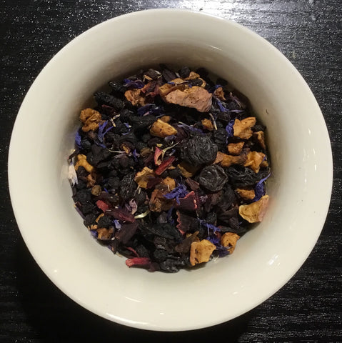 Bleuet Fruisane - Blueberry fruit tea