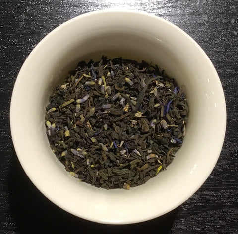 Earl Grey Lavande black tea - thé noir