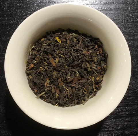 Castleton Darjeeling 2nd flush black tea - thé noir