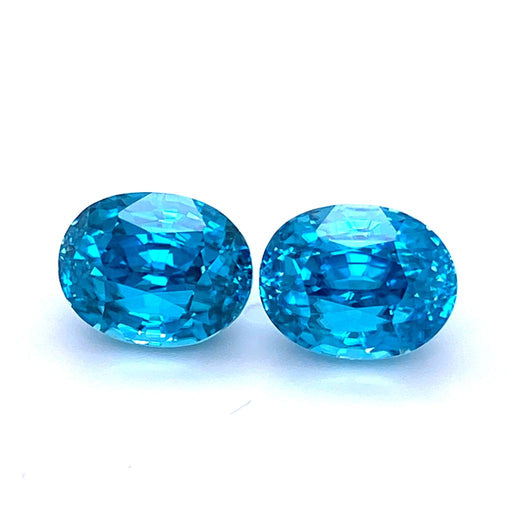 Cambolite @ Blue Zircon Match Pair