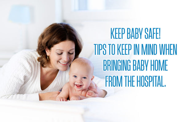<p> </p> <p><strong>Key Tips On How To Improve Your Baby's Safety When Bringing Them Home</strong></p>