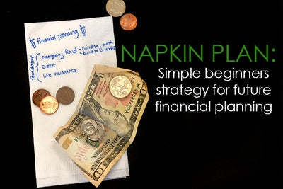 Simple beginners strategy for future financial planning