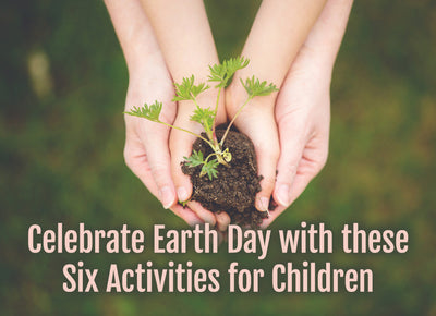 Earth Day Activities with Children