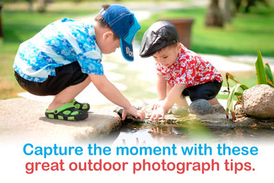 Tips for Taking the Best Spring Photos with Baby