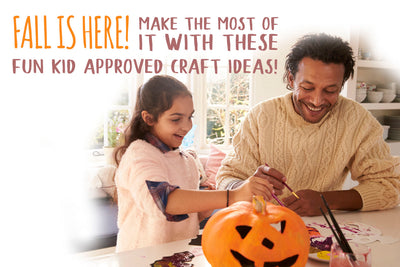 Fun Fall Crafts with Kids