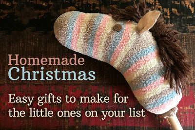A Homemade Christmas: Gifts Made by Hand, Made with Love