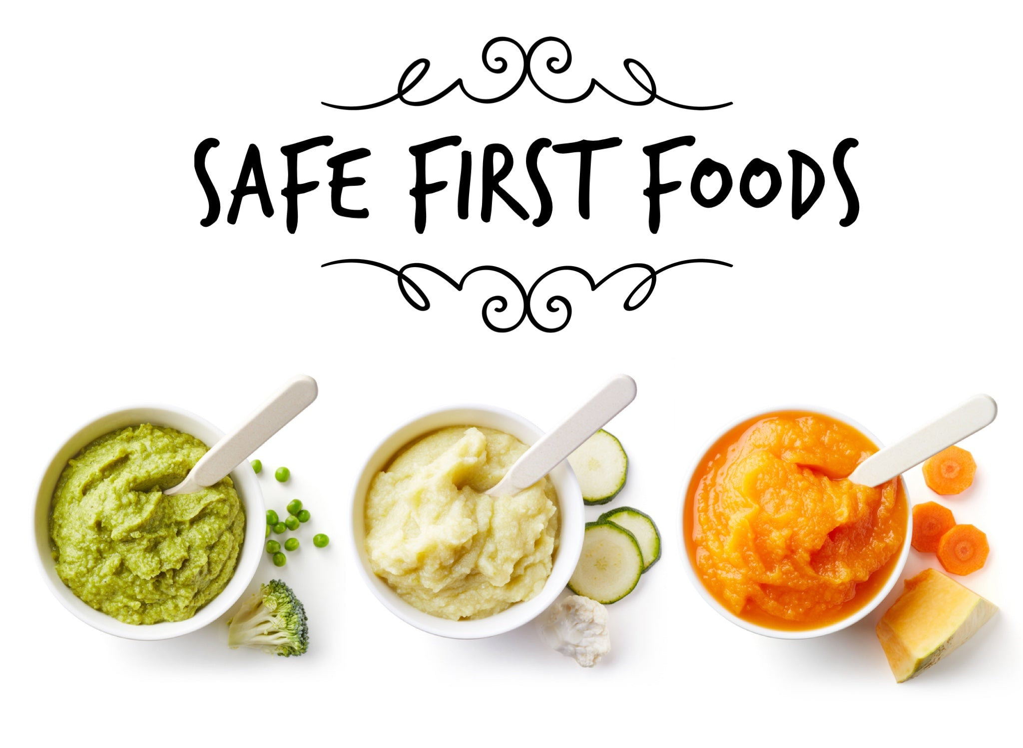 Safe First Foods