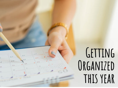 14 Tips to (Finally) Get Organized This Year