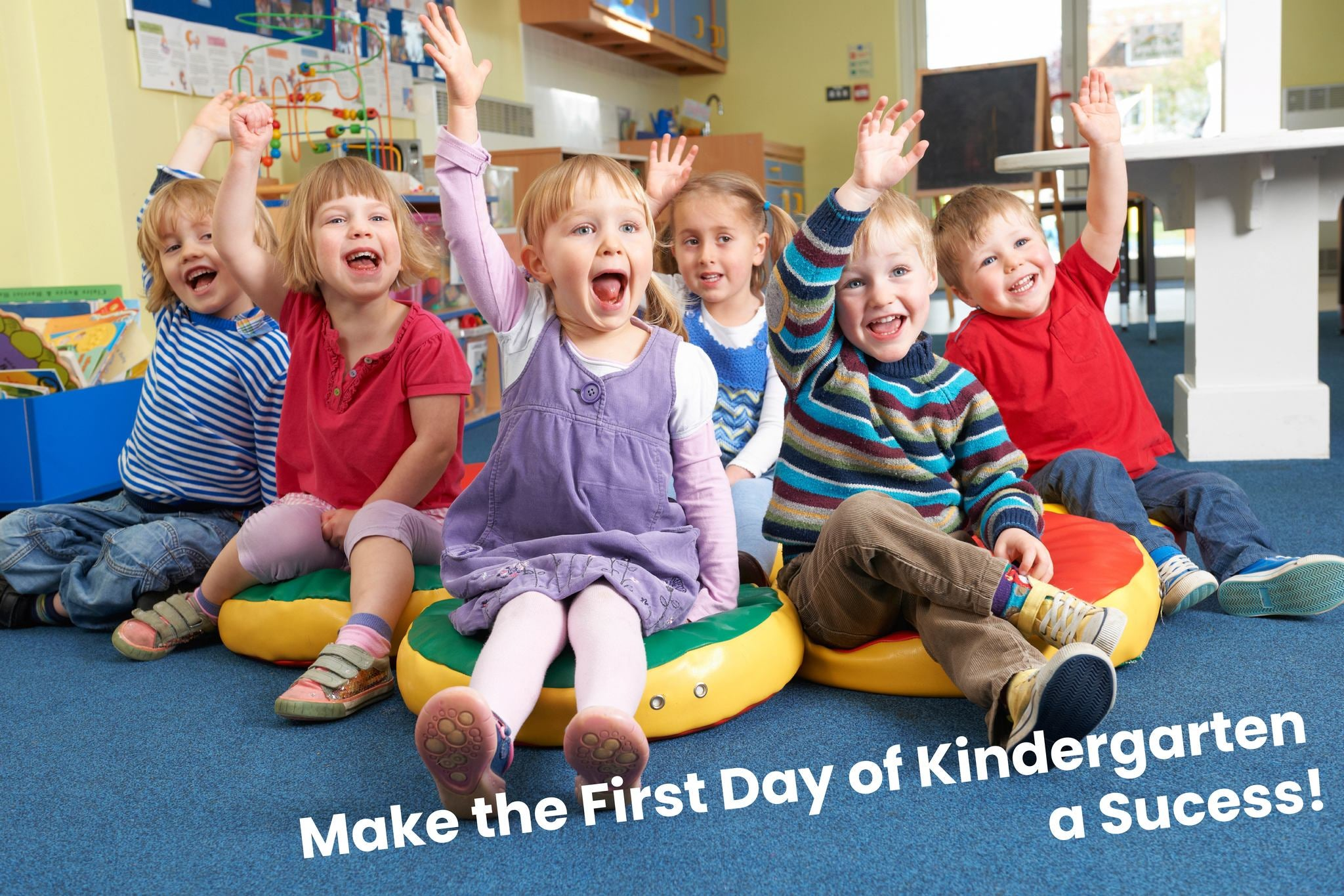 Prepping Your Little one for Kindergarten