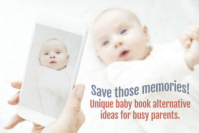 Unique Baby Book Alternatives