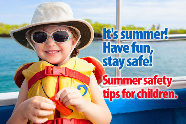 Summer Safety for Toddlers