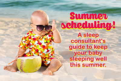 Summer Break:How to balance the schedule of your family with the freedom of summer