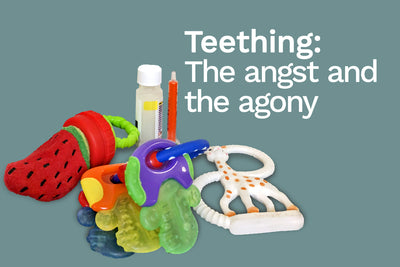 Teething: The angst and the agony