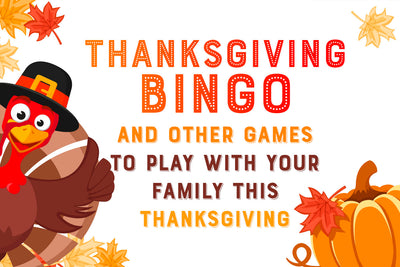 8 Festive Games to Play on Thanksgiving