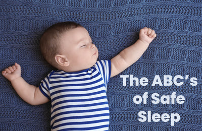 Safe Sleep for Babies: The ABC's and What You Need to Know