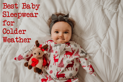 Best Baby Sleepwear for Colder Weather