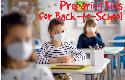 Nervous About Back-to-School? Tips on How to Prepare Your Kids