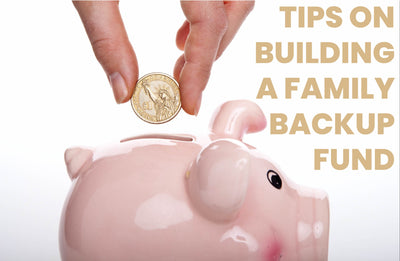 Starting a Family Emergency Fund? Tips on How to Start!