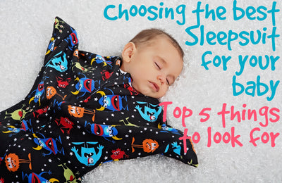 Searching for the Best Sleeping Bag for Your Baby? Top 5 Things to Look For