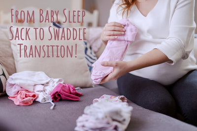 From Baby Sleep Sack to Swaddle Transition: Safe and Stylish Babies!