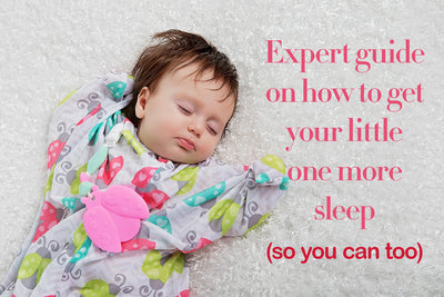 "How to get your little one ""moore"" sleep!"