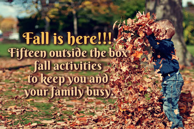 15 Fall Activities to Keep You Busy