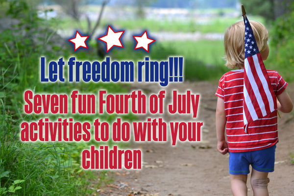Fun Family Fourth of July Ideas