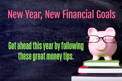 New Year, New… Financial Goals!?!?