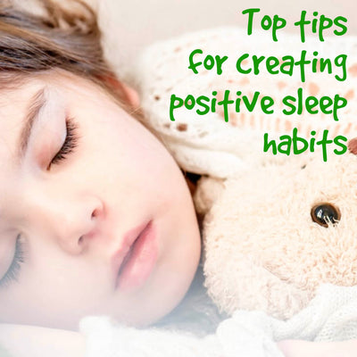 Everything About Starting Positive Sleep Habits from Birth