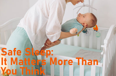 Safe Sleep for the Baby: It Matters More Than You Think