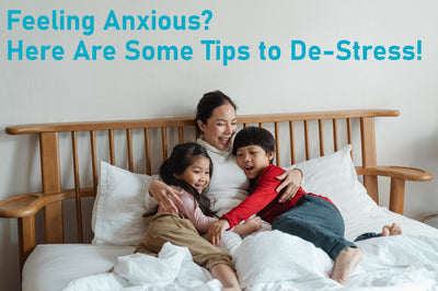 Feeling Anxious about the Holiday Season? Here are 9 Tips for Moms to De-Stress!