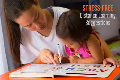 Stress-Free Distance Learning Suggestions