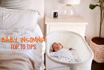 Baby Insomnia: Top 10 Tips