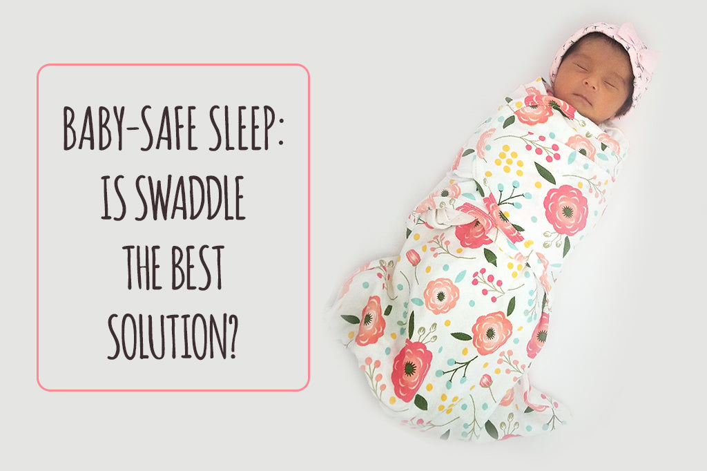 Baby-Safe Sleep: Is Swaddle The Best Solution?