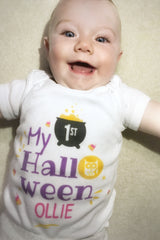 cute halloween bodysuit