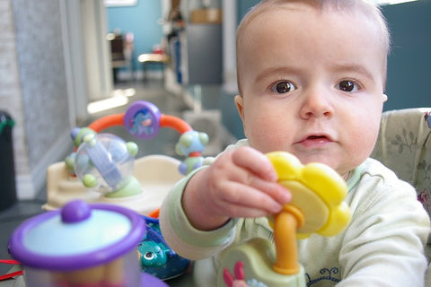 Games to Boost Baby's Creativity