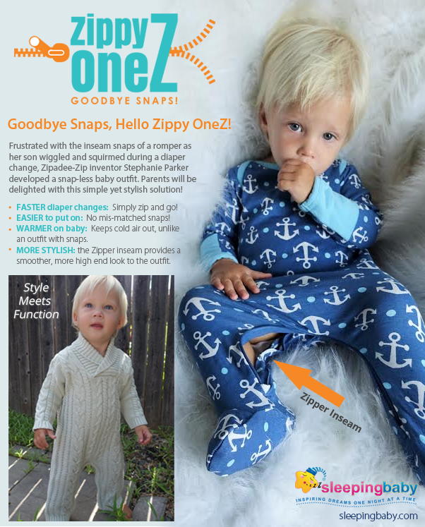 Zippy OneZ fact sheet