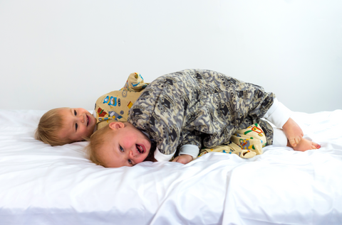 brothers enjoy swaddle transition products