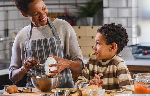 fall baking fall recipes with your child
