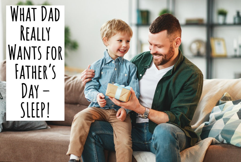 What Dad Really Wants for Father's Day