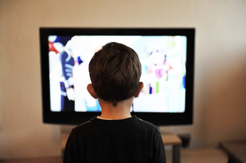 how much tv should kids watch