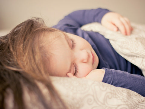 how to help a toddler sleep