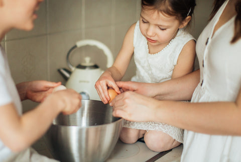 fall baking with children fall recipes for kids