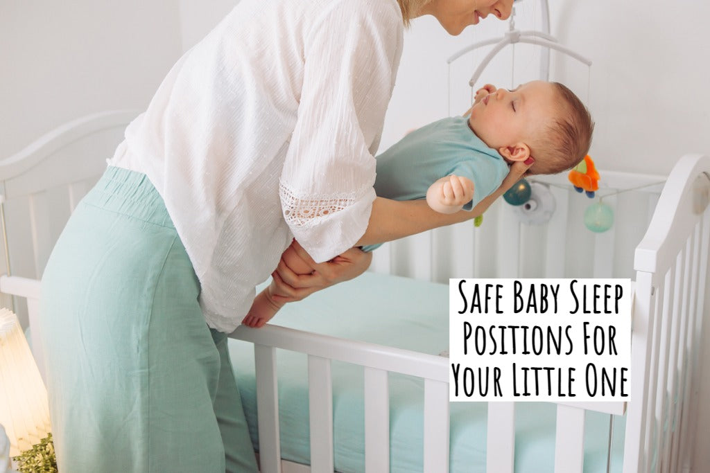 Safe Baby Sleep Positions For Your Little One