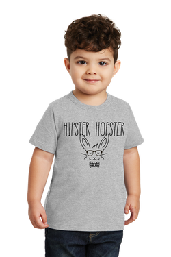 Hipster Hopster Toddler Shirt