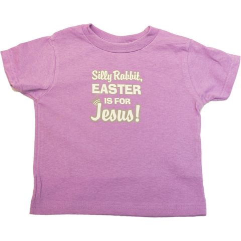 Silly Rabbit T-Shirt in Purple