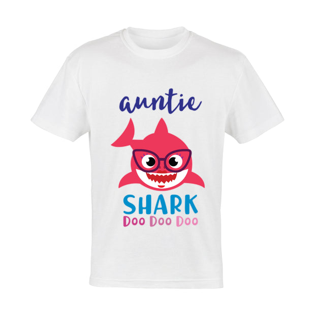 Baby Shark T-Shirt - Auntie