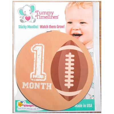 Tummy Timeline Monthly Stickers