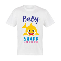 Baby Shark T-Shirt - Baby Boy
